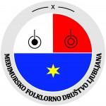 Međimursko folklorno društvo Ljubljana logo